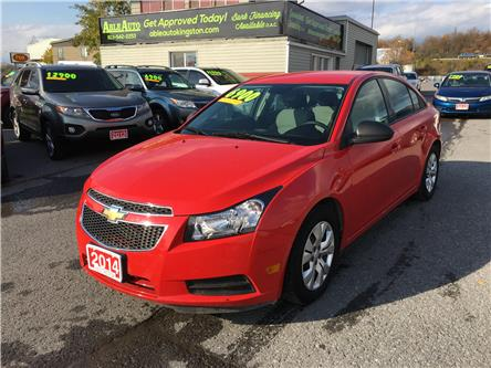 2014 Chevrolet Cruze 2LS (Stk: 2594) in Kingston - Image 1 of 12