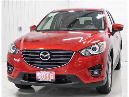 2016 Mazda CX-5 GS (Stk: M19216A) in Sault Ste. Marie - Image 1 of 25