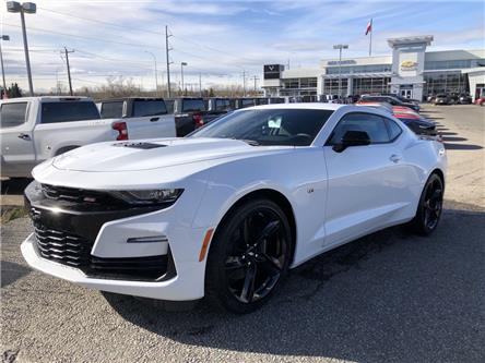 2019 Chevrolet Camaro 1SS (Stk: K0145184) in Calgary - Image 1 of 16