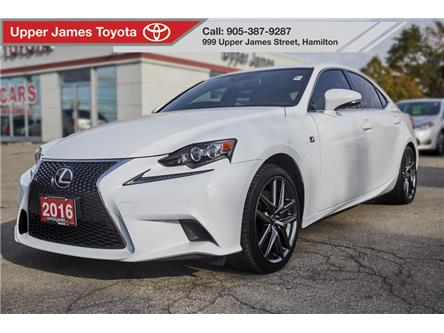2016 Lexus IS 350 Base (Stk: 82193) in Hamilton - Image 1 of 29
