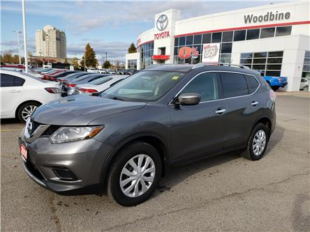 2016 Nissan Rogue S (Stk: 9-996A) in Etobicoke - Image 2 of 17