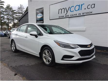 2016 Chevrolet Cruze LT Auto (Stk: 191625) in Richmond - Image 1 of 21