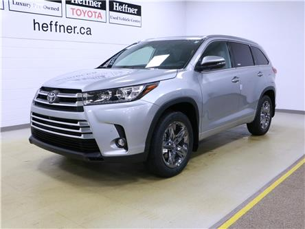 2019 Toyota Highlander Limited (Stk: 191618) in Kitchener - Image 1 of 3