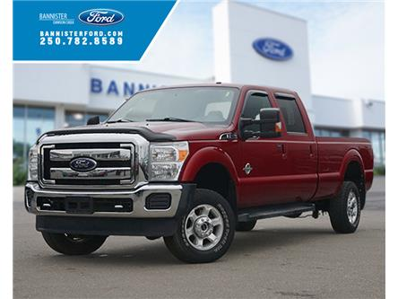 2016 Ford F-350 Lariat (Stk: T192312A) in Dawson Creek - Image 1 of 18