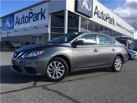 2019 Nissan Sentra 1.8 SV (Stk: 19-83086RJB) in Barrie - Image 1 of 27