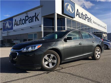 2016 Chevrolet Malibu Limited LS (Stk: 16-11760JB) in Barrie - Image 1 of 23