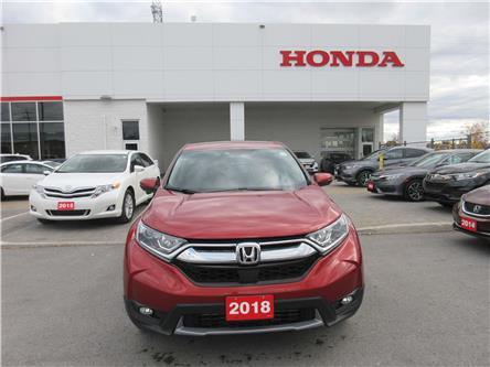 2018 Honda CR-V EX (Stk: 27605L) in Ottawa - Image 2 of 20