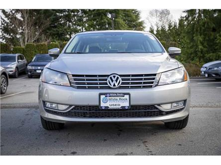 2014 Volkswagen Passat 2.0 TDI Highline (Stk: VW0984) in Vancouver - Image 2 of 22