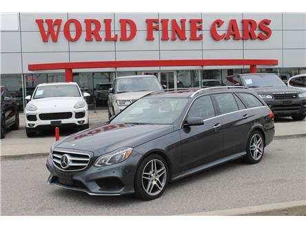 2016 Mercedes-Benz E-Class Base (Stk: 16767) in Toronto - Image 1 of 28