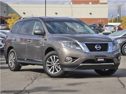 2014 Nissan Pathfinder SV (Stk: A90815) in Hamilton - Image 1 of 27
