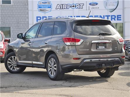 2014 Nissan Pathfinder SV (Stk: A90815) in Hamilton - Image 2 of 27