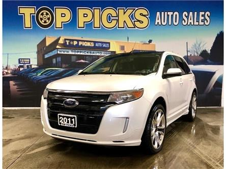 2011 Ford Edge Sport (Stk: b36418) in NORTH BAY - Image 1 of 19