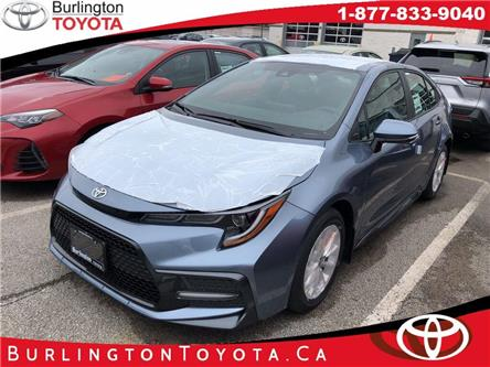 2020 Toyota Corolla SE (Stk: 202027) in Burlington - Image 1 of 5