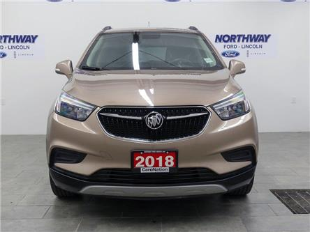 2018 Buick Encore Preferred | AWD | BACK UP CAM | PUSH START | (Stk: DR508) in Brantford - Image 2 of 34