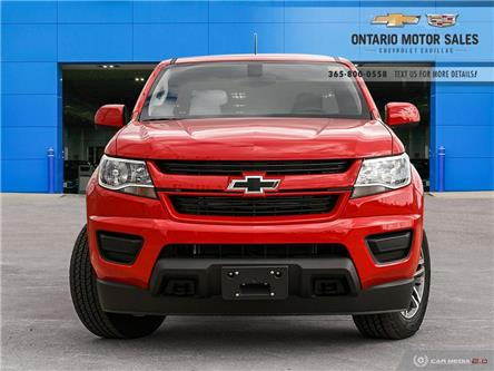 2020 Chevrolet Colorado WT (Stk: T0124016) in Oshawa - Image 2 of 19
