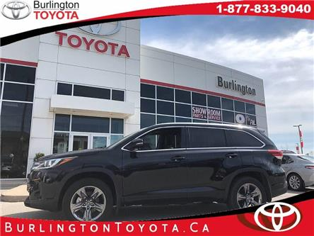2018 Toyota Highlander Limited (Stk: 188207) in Burlington - Image 1 of 21