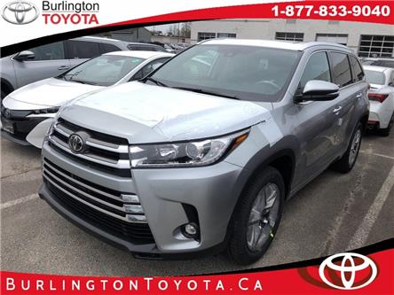 2019 Toyota Highlander Limited (Stk: 198240) in Burlington - Image 1 of 5