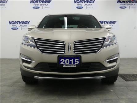 2015 Lincoln MKC Reserve | NAV | LEATHER | PANO-ROOF | BLIS (Stk: LC91291A) in Brantford - Image 2 of 32