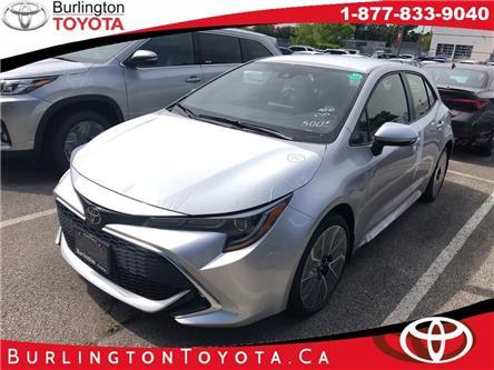 2019 Toyota Corolla Hatchback Base (Stk: 192258) in Burlington - Image 1 of 5