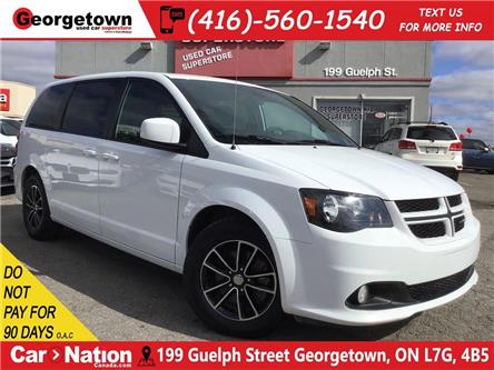 2018 Dodge Grand Caravan GT | LEATHER | PWR DOORS | CAM | HTD WHL/STS | (Stk: DR579) in Georgetown - Image 1 of 27