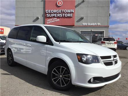 2018 Dodge Grand Caravan GT | LEATHER | PWR DOORS | CAM | HTD WHL/STS | (Stk: DR579) in Georgetown - Image 2 of 27