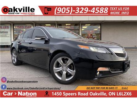 2012 Acura TL SH-AWD   SUNROOF   LEATHER   HTD SEATS (Stk: P12512A) in Oakville - Image 1 of 20