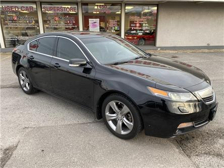 2012 Acura TL SH-AWD   SUNROOF   LEATHER   HTD SEATS (Stk: P12512A) in Oakville - Image 2 of 20