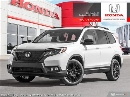 2019 Honda Passport Sport (Stk: 20420) in Cambridge - Image 1 of 24