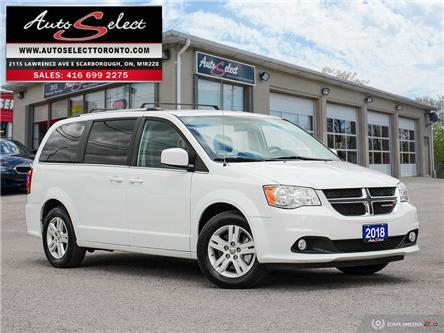 2018 Dodge Grand Caravan 7 Passenger (Stk: W3WT71) in Scarborough - Image 1 of 29