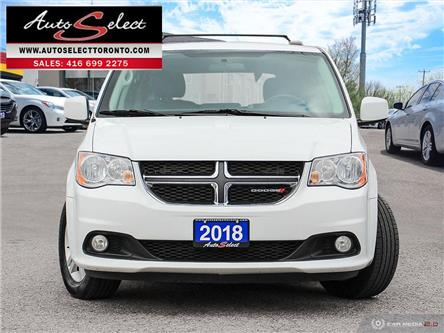2018 Dodge Grand Caravan 7 Passenger (Stk: W3WT71) in Scarborough - Image 2 of 29