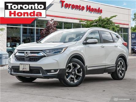 2017 Honda CR-V Touring (Stk: 39609A) in Toronto - Image 1 of 26