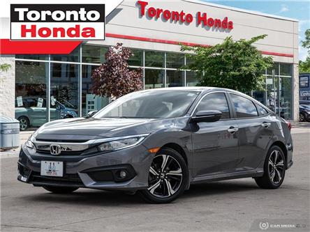 2018 Honda Civic Sedan Touring (Stk: 39620) in Toronto - Image 1 of 27