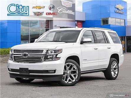 2020 Chevrolet Tahoe Premier (Stk: 3016117) in Toronto - Image 1 of 27