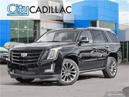 2020 Cadillac Escalade Premium Luxury (Stk: 3009143) in Toronto - Image 1 of 27
