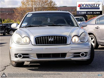 2003 Hyundai Sonata GL (Stk: PBWDUR6161BL) in Ottawa - Image 2 of 28