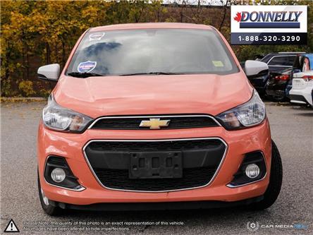 2018 Chevrolet Spark 1LT CVT (Stk: CLDUR6312) in Ottawa - Image 2 of 28
