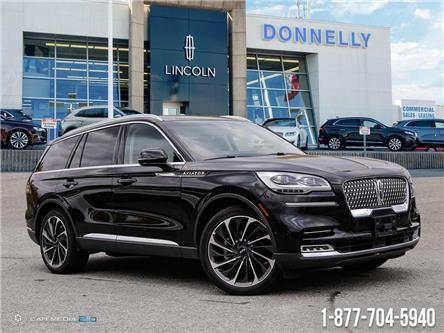2020 Lincoln Aviator Reserve (Stk: DT1) in Ottawa - Image 1 of 27