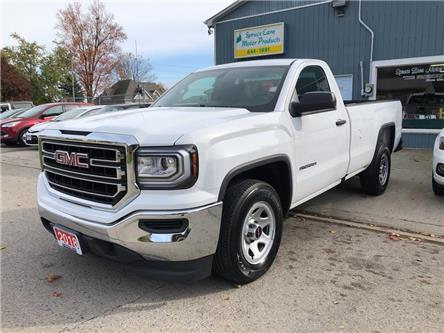 2018 GMC Sierra 1500 Base (Stk: 49533) in Belmont - Image 1 of 15
