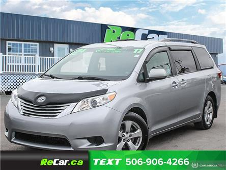 2017 Toyota Sienna LE 8 Passenger (Stk: 191163A) in Fredericton - Image 1 of 24
