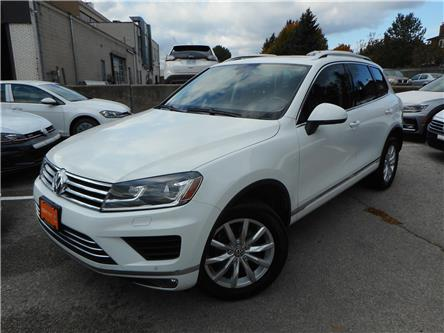 2016 Volkswagen Touareg  (Stk: W1233A) in Toronto - Image 2 of 26