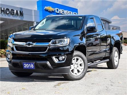 2018 Chevrolet Colorado LT (Stk: WN226627) in Scarborough - Image 1 of 29