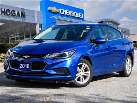 2018 Chevrolet Cruze LT Auto (Stk: A108739) in Scarborough - Image 1 of 26