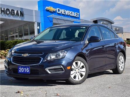 2016 Chevrolet Cruze Limited 1LT (Stk: WN191490) in Scarborough - Image 1 of 22