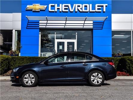 2016 Chevrolet Cruze Limited 1LT (Stk: WN191490) in Scarborough - Image 2 of 22