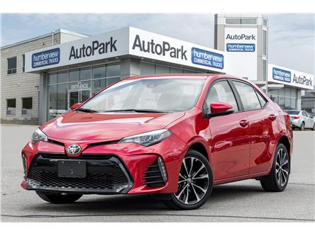 2019 Toyota Corolla SE (Stk: APR4182) in Mississauga - Image 1 of 20