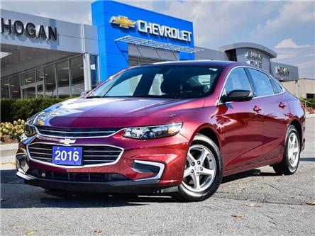 2016 Chevrolet Malibu LS (Stk: WN210924) in Scarborough - Image 1 of 25