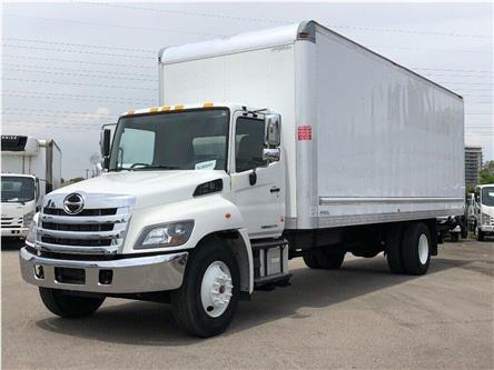 2017 Hino 338 Used 2017 Hino 338 W/26' Body & Tailgate loader (Stk: STS13069T) in Toronto - Image 1 of 19