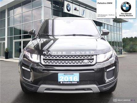 2016 Land Rover Range Rover Evoque SE (Stk: U0110) in Sudbury - Image 2 of 21