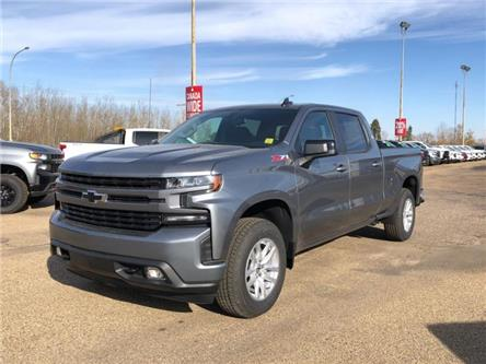 2020 Chevrolet Silverado 1500 RST (Stk: T0018) in Athabasca - Image 1 of 20