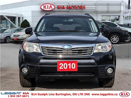 2010 Subaru Forester  (Stk: W0167AB) in Burlington - Image 2 of 25